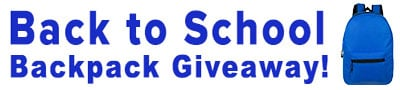 Lerner and Rowe Backpack Giveaway